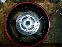 Honda cb600fa задний колёсный диск
