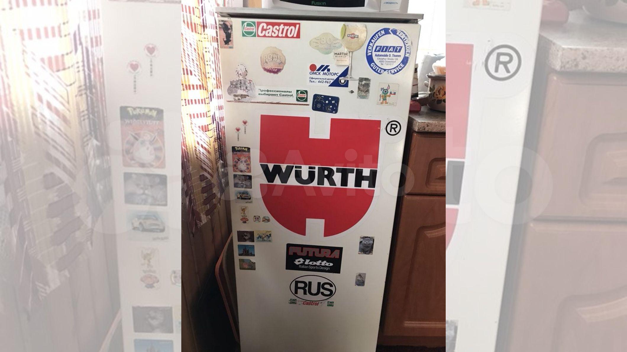 Холодильник Саратов б/у купить в Омской области | Товары для дома и дачи | Авито