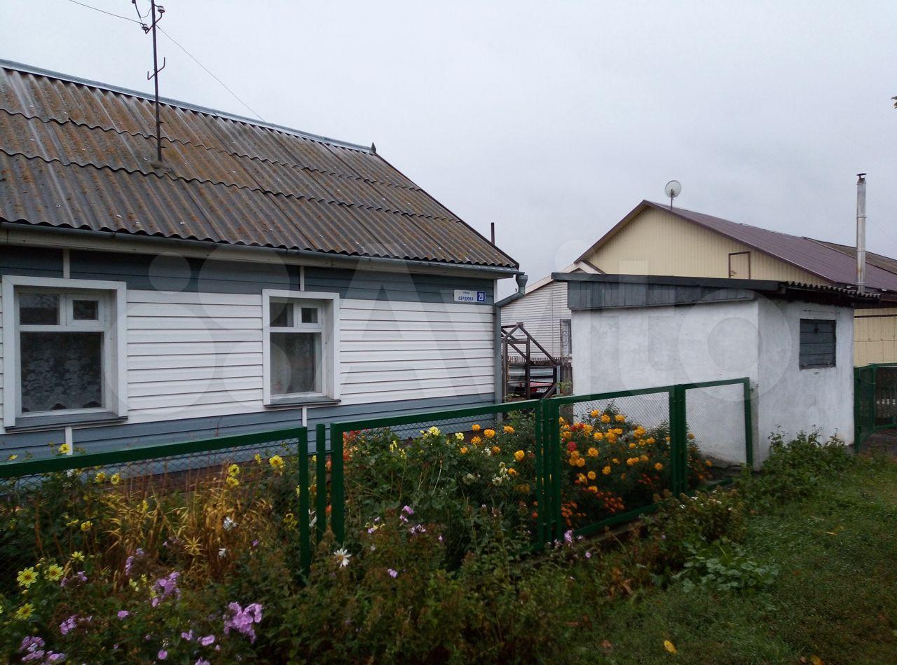 Дом 55.5 м² на участке 7.5 сот.  89095044211 купить 4