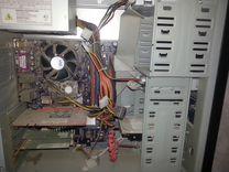 Процессор б/у в связи с закрытием отдела
