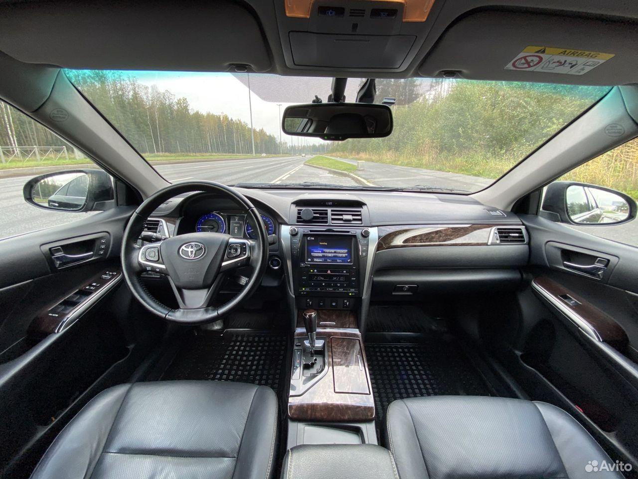 Toyota Camry, 2015  89586007727 купить 6