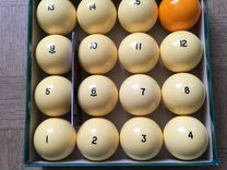 Бильярдные шары aramith premier 68