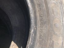Bridgestone ecopia 225/65/17
