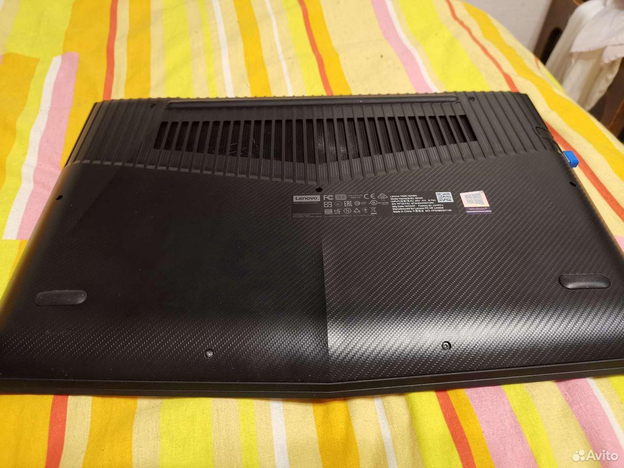 Ноутбук Lenovo legion y520  89156439000 купить 3