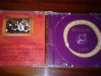 """CD Serpent 96""""In The Garden of Serpent """"(Germany )"""