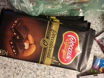Шоколад Россия с миндалем — Продукты питания в Краснодаре