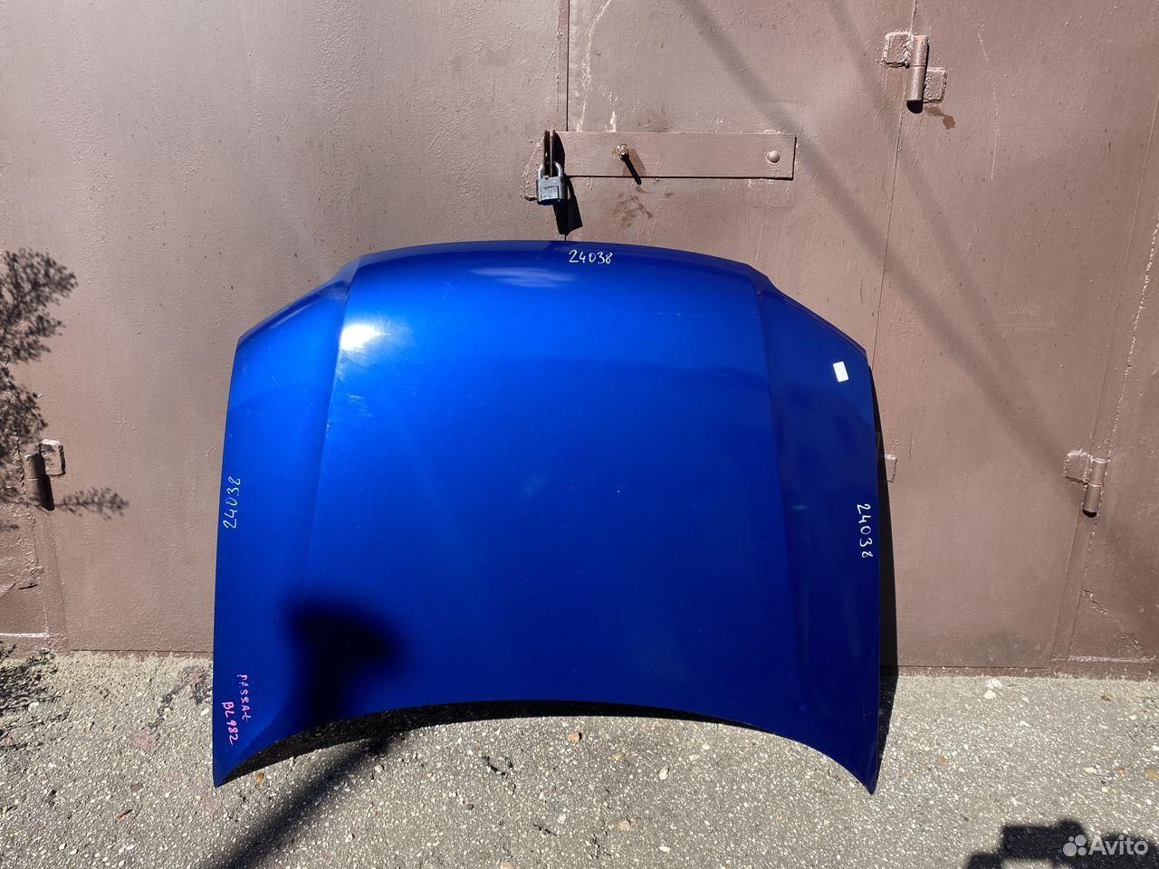 Капот синий Volkswagen Passat B5 +  89534684247 купить 1