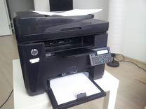 Мфу HP LaserJet M225rdn, 2-сторонняя печать