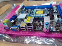 Новая LGA 1155 AsRock H61M-VG3 mATX