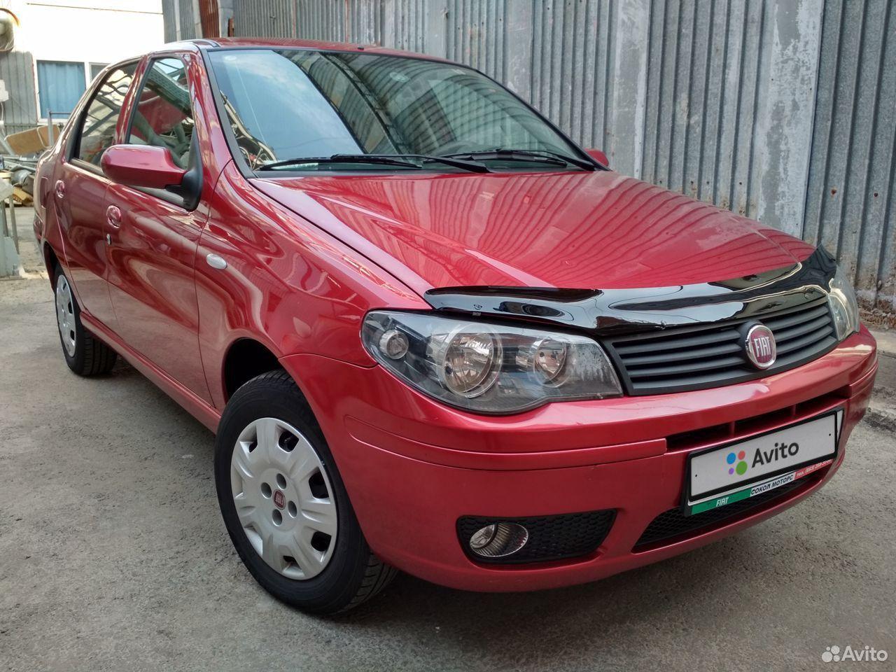 FIAT Albea, 2012  89526038808 купить 2