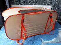 Выстовачная палатка