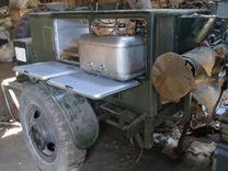 Кухня передвижная кп 125