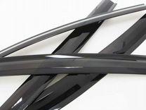 Дефлекторы на Hyundai Elantra Корея — Запчасти и аксессуары в Волгограде