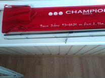 Спиннинг Team Dubna TD-842H 2,55м, 12-56г