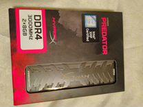 Kingston 16GB (2x8GB) 3000MHz DDR4 HyperX Predator