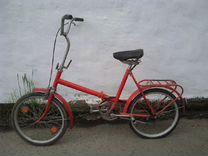 Велосипед складной Кама