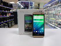 Новый HTC One M8 32Gb золотой с гарантией