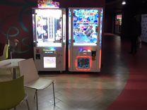 Готовый бизнес - призовые автоматы в трц планета