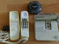 Телефон, автоответчик, модем
