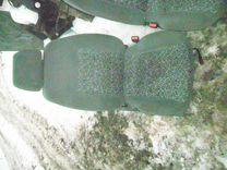 Ланос/ Шанс передние кресла пара
