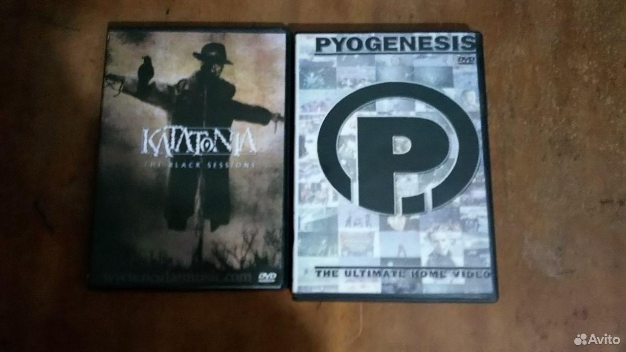 DVD, музыка (метал) 89992244626 купить 5