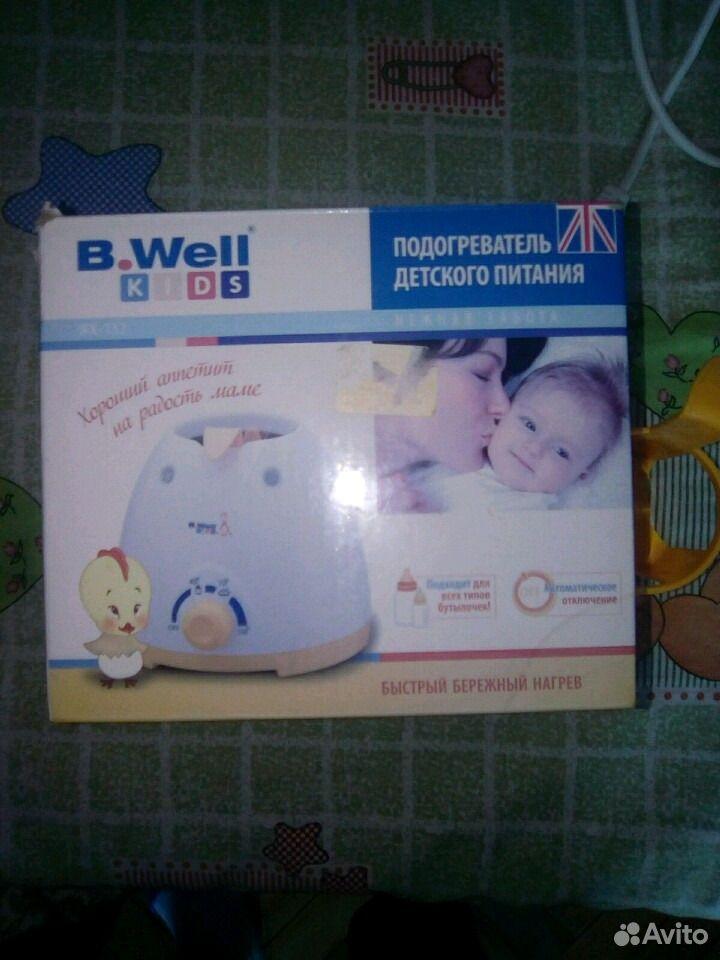 Электроподогреватель для детского питания