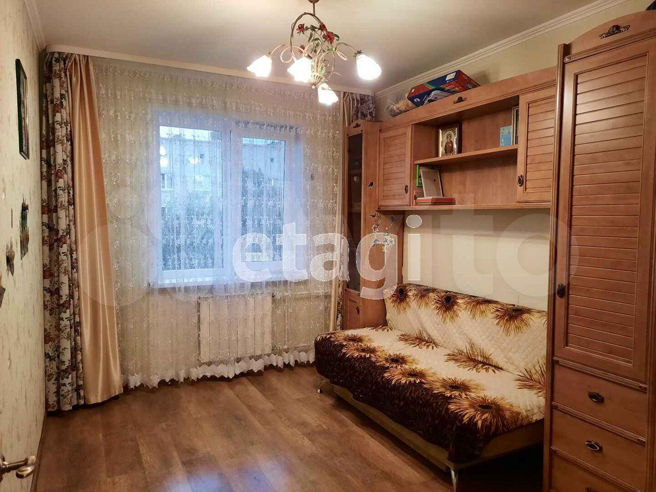 3-к квартира, 71 м², 4/10 эт.